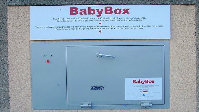 debate about baby boxes States give new parents baby boxes to encourage safe sleep habits  so  there's a lot of discussion of why [sleeping on the back] back is.